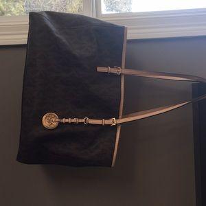 Authentic Michael Kors Work Bag, Purse, travel bag